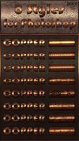 Old Copper styles