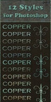 Corrosion copper styles by jojo-ojoj