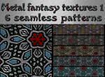 Metal fantasy textures 1
