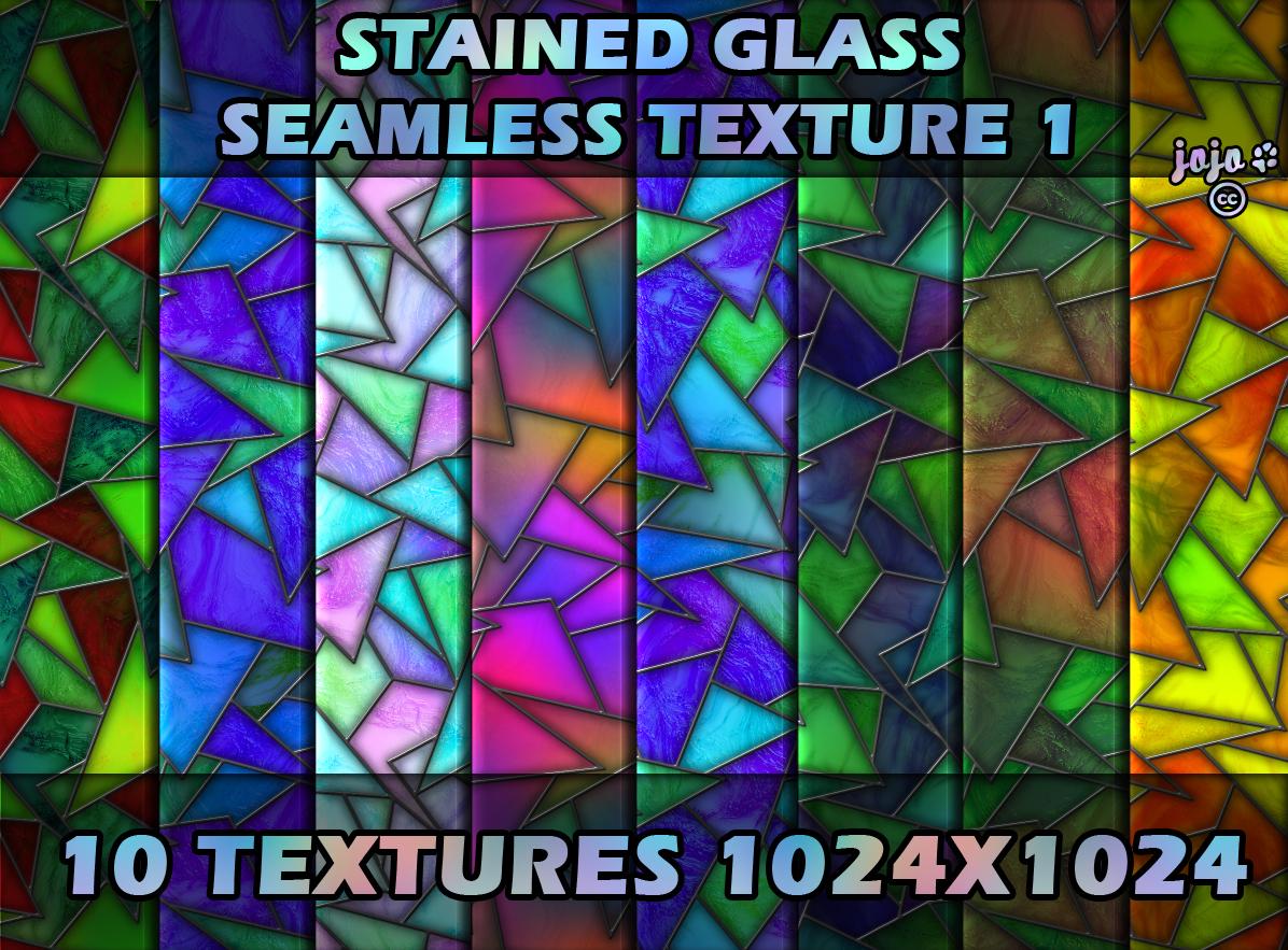Stained glass seamless texture 1 by jojoojoj on DeviantArt