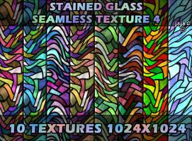Stained glass seamless texture 4 by jojo-ojoj