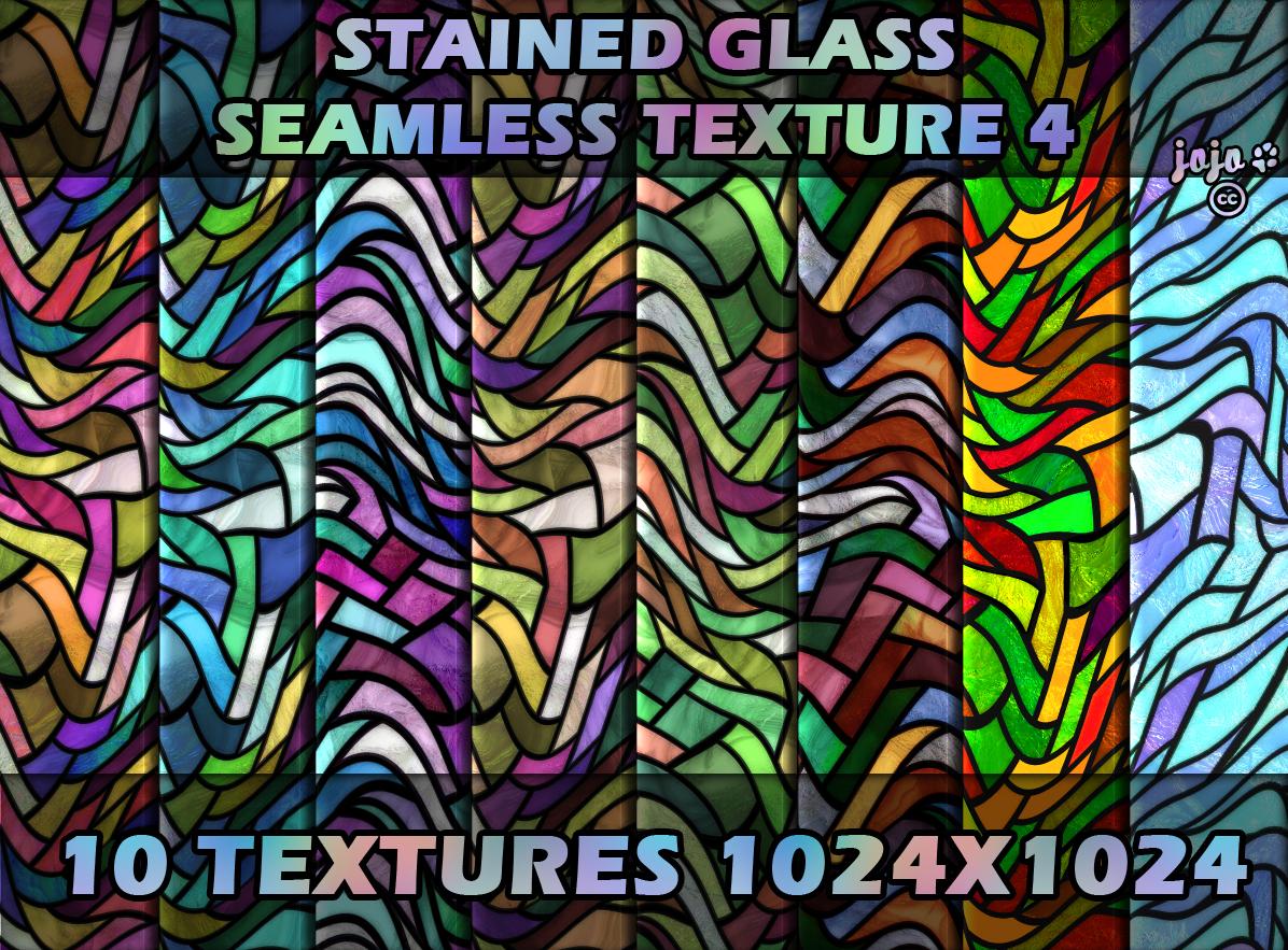Stained glass seamless texture 4 by jojoojoj on DeviantArt