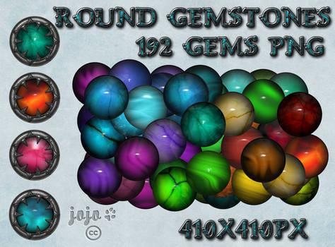 Round Gemstones