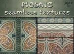 Mosaic seamless textures