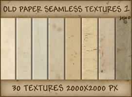 Old paper seamless textures 1