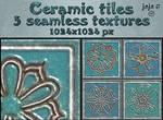 Ceramic seamless textures 1