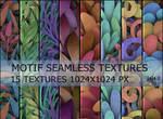 Motif seamless textures
