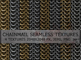 Chainmail seamless textures