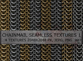 Chainmail seamless textures 1