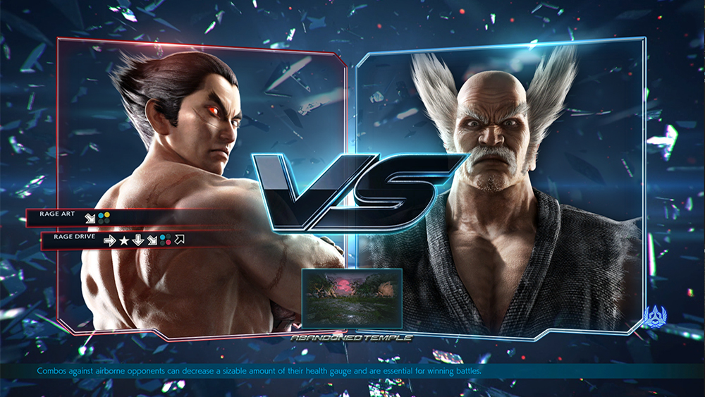 TEKKEN 7 [PC] Fast Load by GODLIKE99KINGZ on DeviantArt