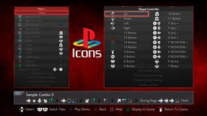 TEKKEN 7 - PLAYSTATION Icons