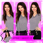 Victoria Justice Pack PNG 47
