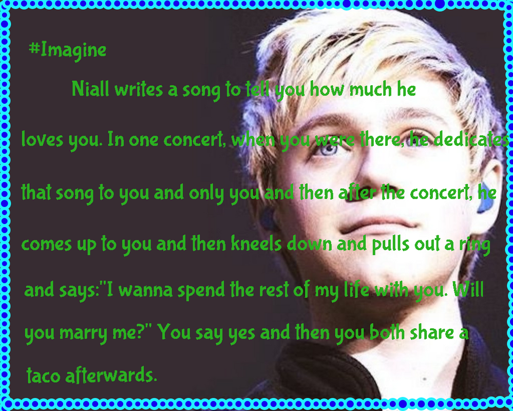 Displaying 15> Images For - One Direction Imagines Niall...