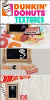 Dunkin' Donuts textures :D
