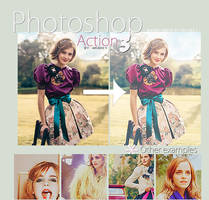 Photoshop action 3 by ANGOOY