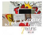 2 textures.
