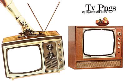 Tv Pngs by ANGOOY