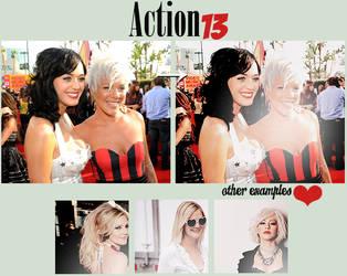 Action 13 by ANGOOY