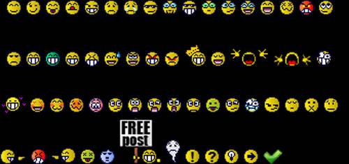 TSG's Cool Smiley Pack