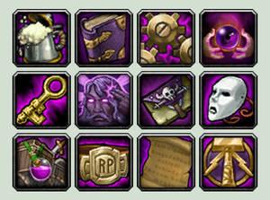 Icons World of Warcraft by Goblinounours on DeviantArt