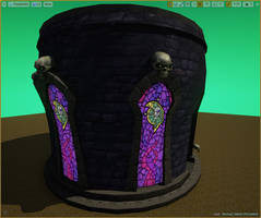 Forsaken Occultarium (WiP Anim) by Goblinounours