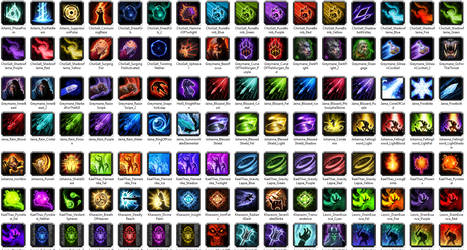 225 'Heroes Of The Storm' BLP icons pack by Goblinounours