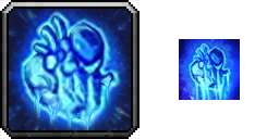 HD WoW icon - Spell Frost Coldhearted by Goblinounours