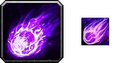HD WoW Icon - Spell Fire Pyroblast by Goblinounours
