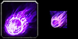 HD WoW Icon - Spell Fire Pyroblast