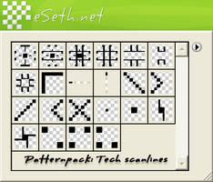 eSeth tech scanlines