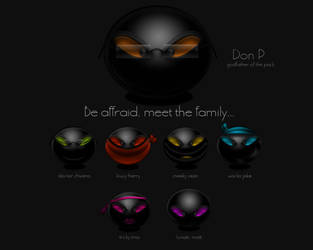 Meet the family... by PatrickL