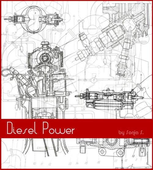 Diesel Power by BlacKeSenc3