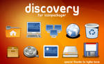 Discovery for IconPackager