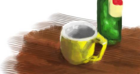 Beer and Mug