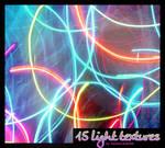 15 big light textures
