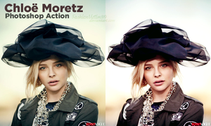 Chloe Moretz - PS Action
