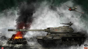 World of Tanks IS-4