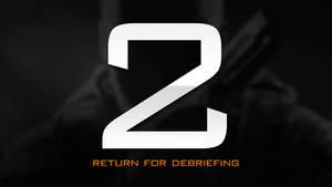 Black Ops 2 Wallpaper Pack: Return For Debriefing