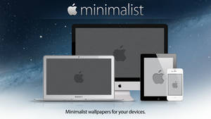 Apple Minimalist Wallpaper Pack