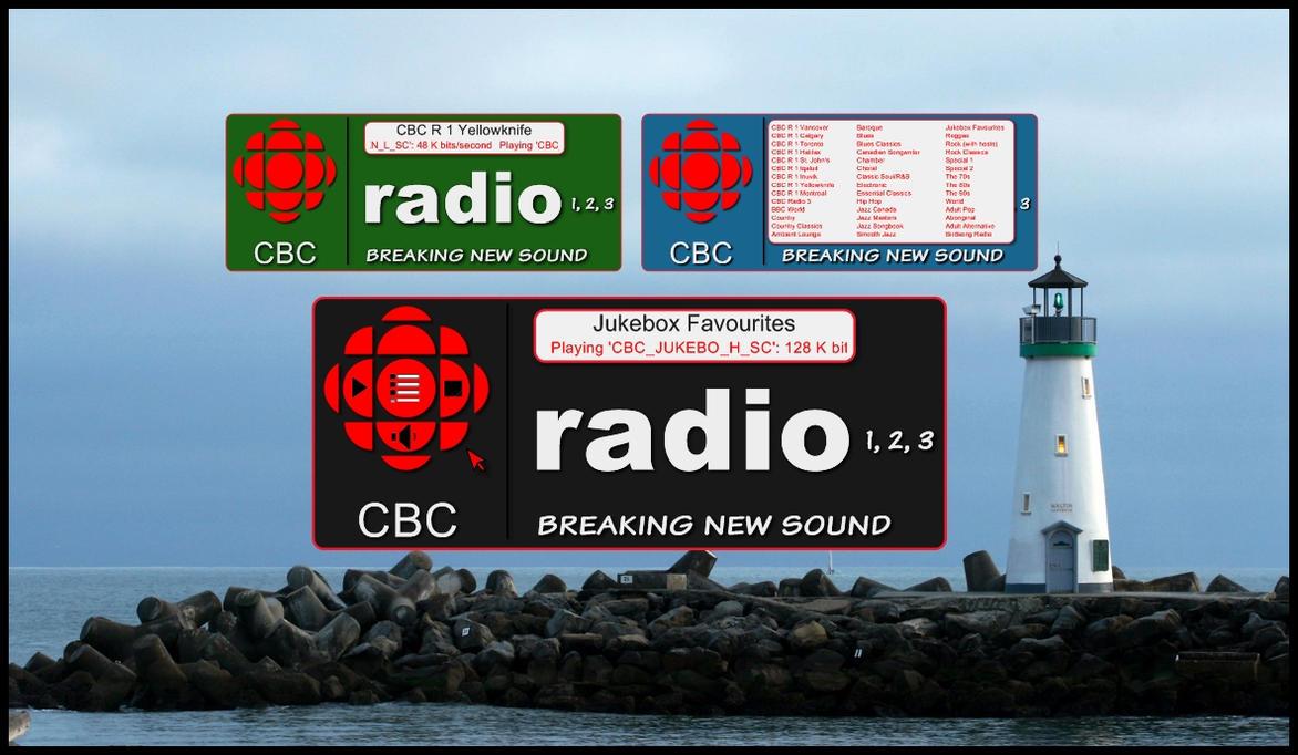 Cbc Radio Version 2 by kjc66