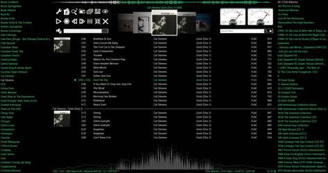 Foobar Portable Theme by kjc66