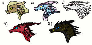CLOSED Wings Of Fire Adopts