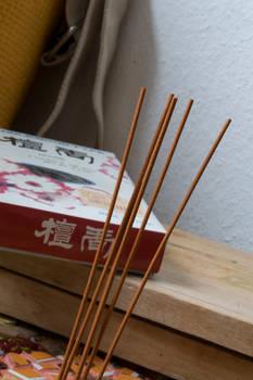 3D Incense