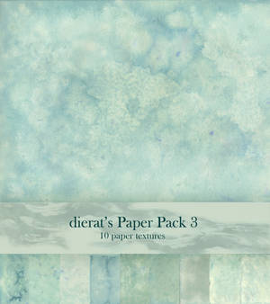 Paper Pack 3