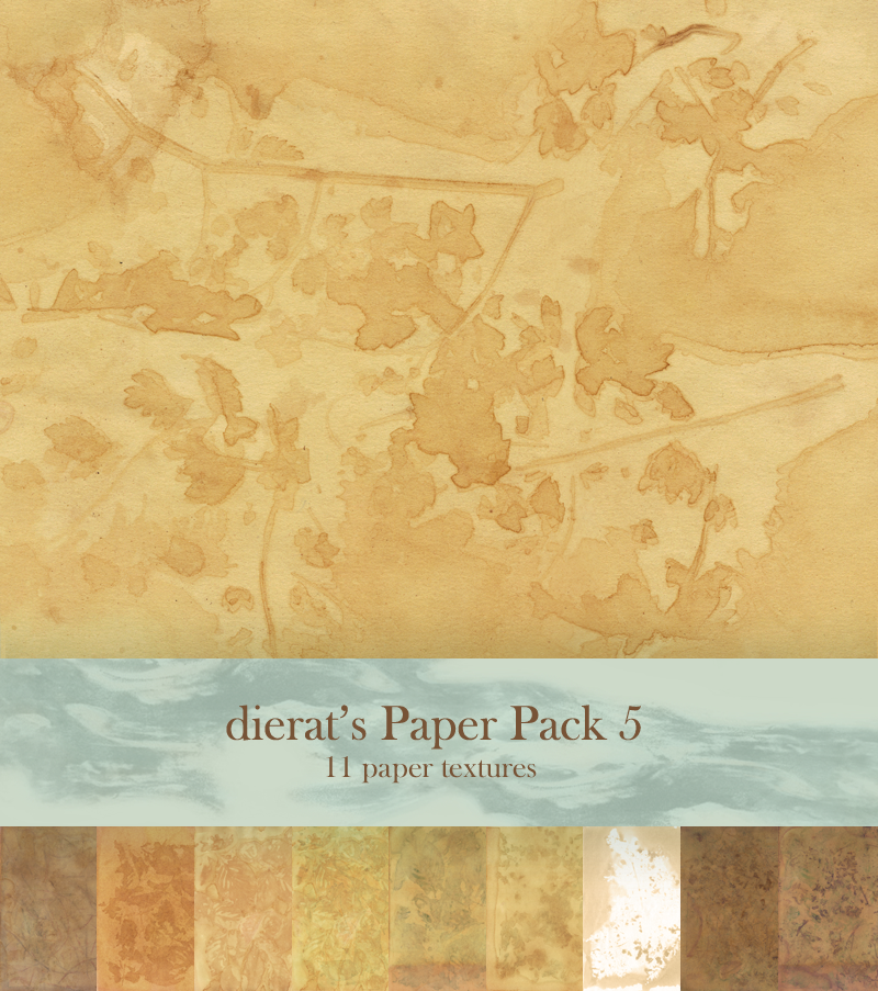 Paper Pack 5