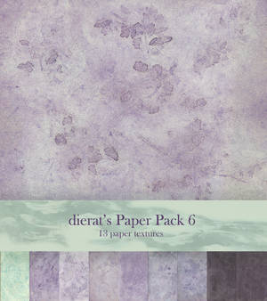 Paper Pack 6