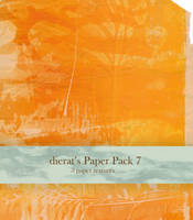 Paper Pack 7 by dierat