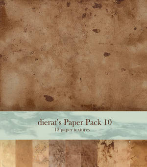 Paper Pack 10