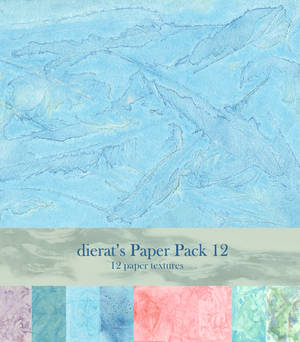 Paper Pack 12