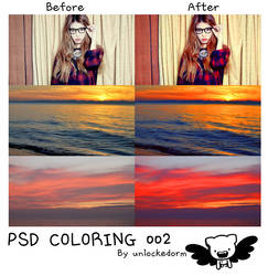 PSD Coloring 002 by unlockedorm
